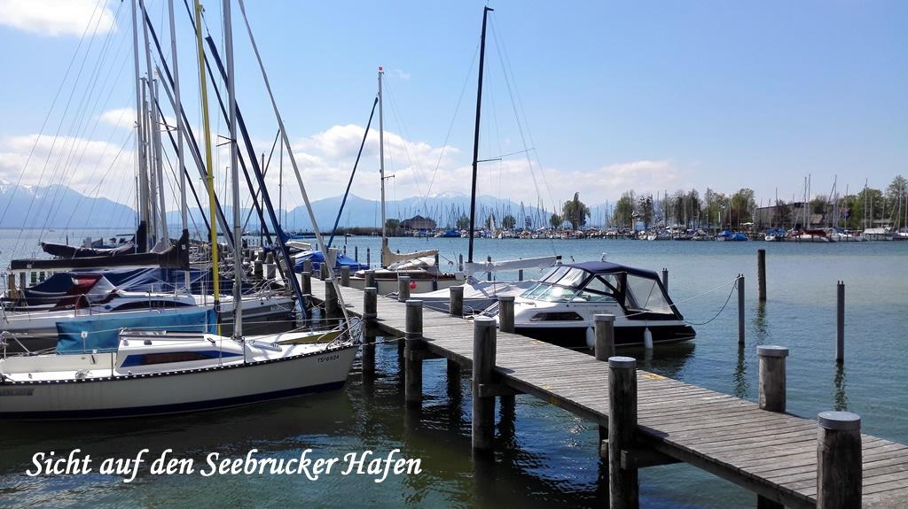 Seebruck Hafen